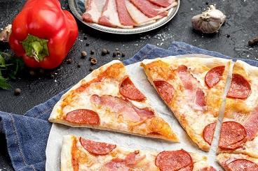 Самая ленивая пицца